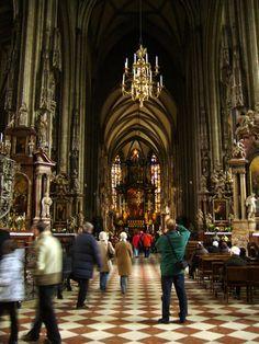 St-Stephen's-Cathedral-Vienna-Austria