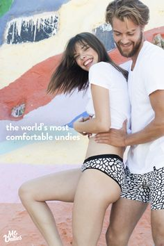 MeUndies, crafters of the comfiest, coziest, and cutest underwear around, want you to wear undies that make you look amazing and feel invincible. MeUndies' signature MicroModal fabric is twice as soft as cotton, and their unique designs are available in seven different women's and men's styles. Shipping is free, and satisfaction is 100% guaranteed: love your first pair of MeUndies or it's free, no questions asked.