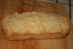 Gluten free/ paleo bread. Another gf recipe to try!