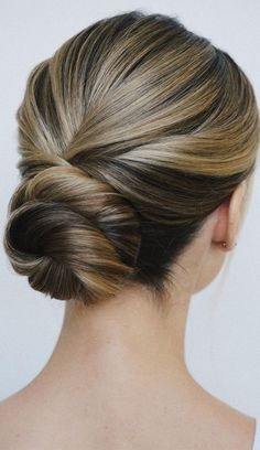 Easy Updo Hairstyles, Updos, Wedding Hairstyles, Up Dos For Medium Hair, Medium Hair Styles, Prom Hair Updo, Messy Updo, Professional Look, Wedding Updo