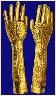 Museo Oro del Perú y Armas del Mundo Copyright: Museo Oro del Perú y Armas del Mundo