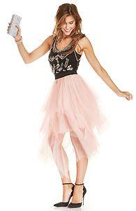 Midi Skirts, Mid Length Skirts. | DAILYLOOK