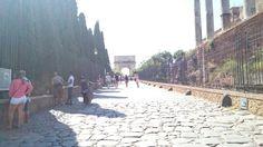 Entrada del triunfo, Italy