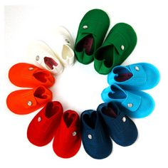 Felt Shoes, From Ana With Love, $18