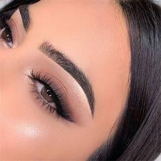80s Eye Makeup, Neutral Eye Makeup, Makeup Eye Looks, Neutral Eyes, Eye Makeup Steps, Blue Eye Makeup, Eyeshadow Makeup, Tan Skin Makeup, Hazel Eye Makeup