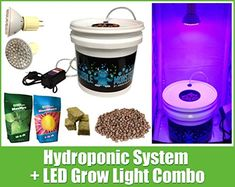 Hydroponic System LED Combo  Complete Grow System  Hydroponic Kit https://bestgrowlight.review/hydroponic-system-led-combo-complete-grow-system-hydroponic-kit/