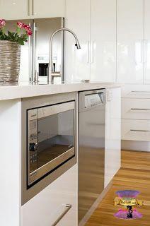 احدث موديلات و اشكال المطابخ صغيرة المساحة 2021 Kitchen Design Ideas Top4 Kitchen Design Design Kitchen