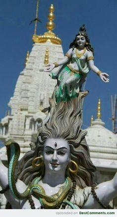 Lord Shiva Hd Images, Shiva Lord Wallpapers, Rudra Shiva, Shiva Shakti, Shiva Art, Hindu Art, Rishikesh, Temples, Shiva India