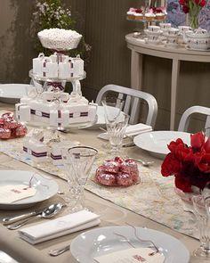 Travel Shower - Martha Stewart Weddings Planning & Tools