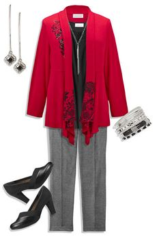 From Hatchi with Love-Plus Size Outfit-Avenue