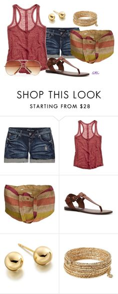 """""""Summer time 3"""" by coombsie24 ❤ liked on Polyvore featuring ZCO, Madewell, Roxy, Astley Clarke, Stella & Dot, MANGO, women's clothing, women, female and woman"""