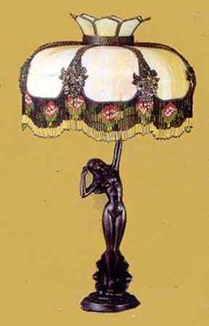 #vintage #lamp Just beautiful!  http://www.gottoelectric.com/