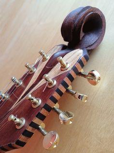Mandolin, Musical Instruments, Birch, Musicals, Cherry, Scale, Building, Handmade, Design