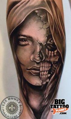 chris nunez tattoos   masters sharpened show the the with custom magalluf burst tattoos