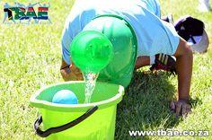 Bucket Challenge Team Building