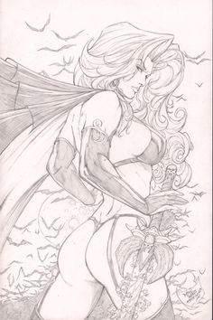 Lady Death - PCC by SquirrelShaver.deviantart.com on @deviantART