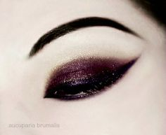 obsessed with purple, plum and all the blurples! and of course ... liner <3