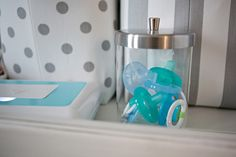 pacifiers storage