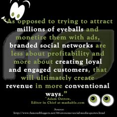 In what ways do you keep your customers engaged through #socialmedia?