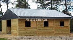 Barns | My Easy Barn