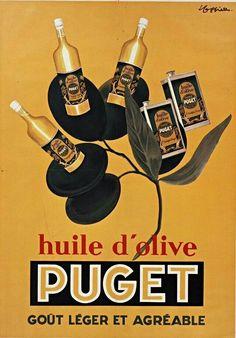 huile d'olive Puget