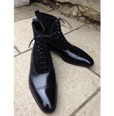 Mens Shoes Boots, Mens Boots Fashion, Men's Shoes, Shoe Boots, Dress Shoes, Ankle Shoes, Loafer Shoes, Fashion Men, Loafers