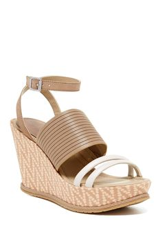 Swell Fish Wedge Sandal by Kenneth Cole Reaction on @nordstrom_rack