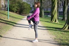 8 Best Stretches to Do Before Running