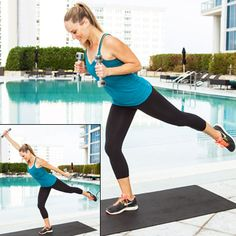 10-Minute Arms and Abs Workout Plan: 5 Muscle-Sculpting Moves - The 10-Minute Arms and Abs Workout - Shape Magazine
