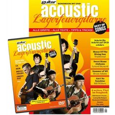 guitar acoustic Lagerfeuergitarre Best of Songs, 9,90 €
