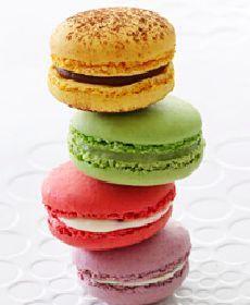Resep Macaroons Tips Cara Membuat Macaroons, Cookies, Breakfast, Cake, Tips, Desserts, Recipes, Food, Macaroni