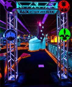 Enter to win 2 tickets to KISS by Monster Mini Golf in Las Vegas!