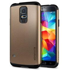 Samsung Galaxy S5 Kılıf-Spigen Slim Armor-DORE 29,50 TL eMc Teknoloji'den