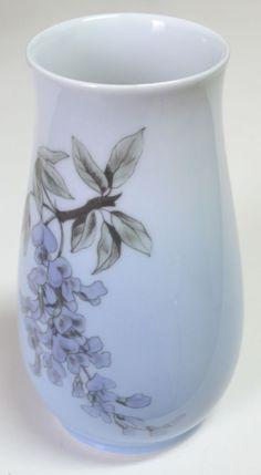 Vintage danish vase Bing & Grondahl B&G Copenhagen, number 172 5210 perfect