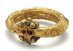 Bracelet, Egypt or Syria, 11th century