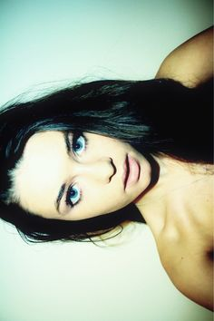This makes me want to keep my hair dark...I can decide!