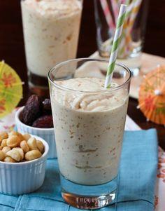 Koffie smoothie met verse kersen - Ontbijt smoothies - Nieuws - Lifestyle - GLAMOUR Nederland