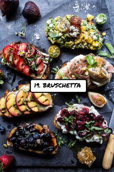 19. #Bruschetta