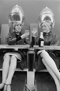 Bring a friend. Buy a blowout and get her a blowout for FREE! Plus $20 full face makeup add-on's. Drink some Nespresso, wine or bubbly and enjoy a makeover with your bestie!