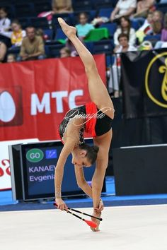 Evgeniya Kanaeva, Russia, European Championships 2011