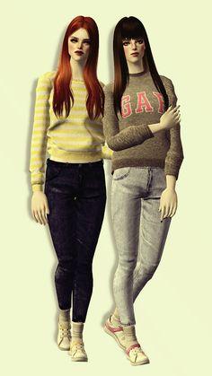 Always Sims: 004 - AF