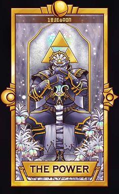 Ganondorf - The Power by Quas-quas on DeviantArt