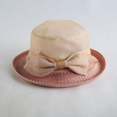 Elegant Women's Bowknot Adjustable Summer Straw Hat 3 Colors