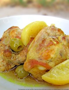 Recipe Images, Turkey, Chicken, Meat, Recipes, Food, Preserved Lemons, Poultry, Eten