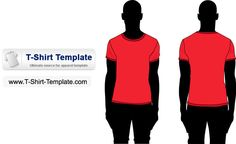 Free Download »   http://www.t-shirt-template.com/free-vector-t-shirt-template/   Short sleeve T-shirt template  with model. File format available Ai, Eps, Png, Svg, Pdf. Free for personal and commercial use.   T-shirt Vector & PSD templates you can use them to preview how your illustration or apparel design would look garment after you printing the garment. www.T-Shirt-template.com has the collection of best free templates for download. More free template,     Mock U