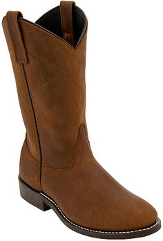 Laredo Roper in Tan from PlanetShoes.com