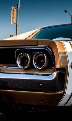 68 Dodge Charger #dodgeclassiccars