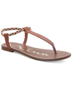 Nina Jonni Thong Sandals, Little Girls (11-3) & Big Girls (3.5-7) | macys.com