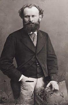 Auguste Manet, by Nadar, 1874