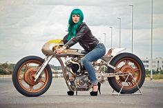 SÉRIE: Paintless BIKE - Dirk Behlau aka The Pixeleye / / Kool Lifestyle Fotógrafo / / +49 151 15730102